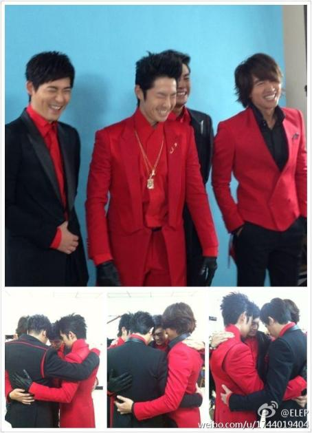 [News/Translation] F4 Reunites, Fans were Teary-Eyed (Jiangsu Spring Festival 2013)
