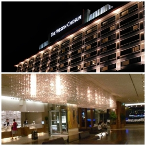 [buzz KOREA Tour: Sancheong-Busan] The Westin Chosun Hotel, Busan