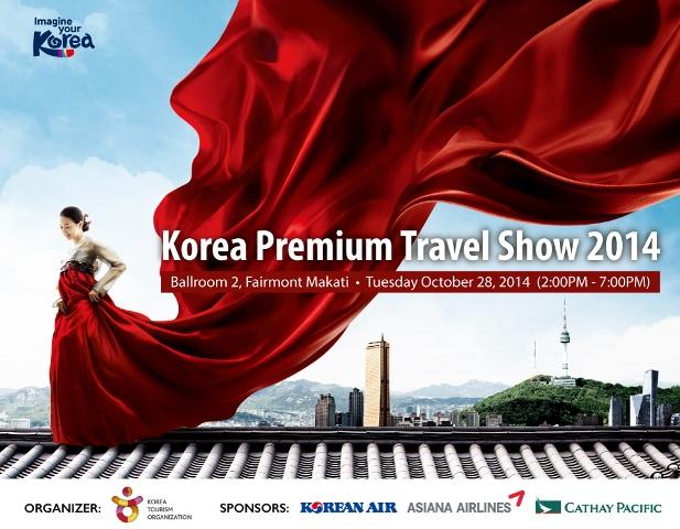 KoreaPremiumTravelShow2014